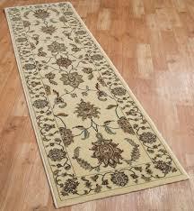 carpet runners uk x traditional agra cream and beige hall runner cm x cm