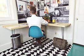 a beautiful mess office diy corner desk abm office desk diy