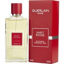 <b>Guerlain Habit</b> Rouge Eau de Parfum, купить духи, отзывы и ...