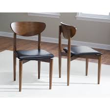 belham living carter midcentury modern dining chair  set of