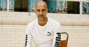 Pep Guardiola Officially Signs With PUMA News