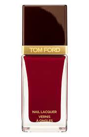 <b>Лак для ногтей Nail</b> Lacquer, оттенок Smoke Red TOM FORD для ...