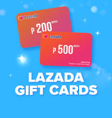 Lazada Gift Cards