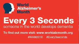Health Days 2018 - World Alzheimer's Day