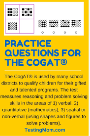 images about cognitive abilities test or cogat reg  practice questions for cogatreg test can your child answer these difficult questions