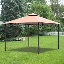 canopy tiki steel gazebo replacement canopy for bc metal gazebo riplock