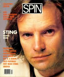 <b>Sting's</b> November 1987 <b>Nothing</b> Like the Sun Cover Story: Invisible ...
