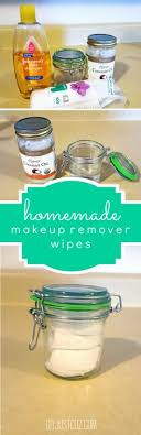stop spending money on expensive homemade makeup remover wipes full of chemicals learn how to make your own with a few things you already have in your