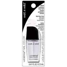 Buy <b>wet n wild</b> - <b>wild shine nail</b> care protective base 12.3ml online at ...