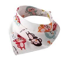 <b>LANMUSUNG BABY BIBS</b> triangle Cotton Cartoon <b>Child Bib</b> ...