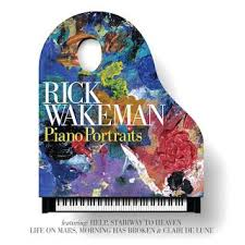 <b>Rick Wakeman</b> - <b>Piano</b> Portraits