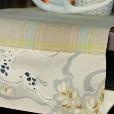 Fast & Easy <b>Custom DIY</b> Table Runner {Using Two <b>Fabrics</b>} | The ...