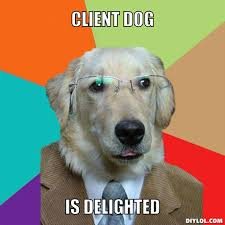 Business Dog Meme Generator - DIY LOL via Relatably.com
