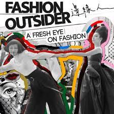 時尚邊緣人Fashion outsider
