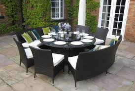dinette tables sets wicker garden