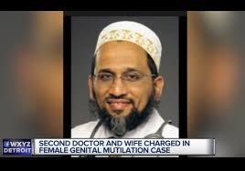 Image result for indian doctor arrested for female genital