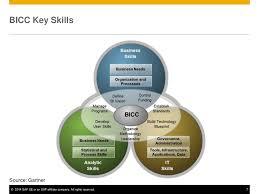 bicc key skills source gartner