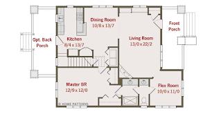 SommersethFirst Floor Plan