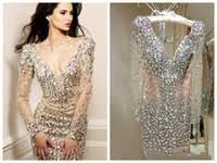 Wholesale <b>Sheer Bling Prom Dresses</b> for Resale - Group Buy ...