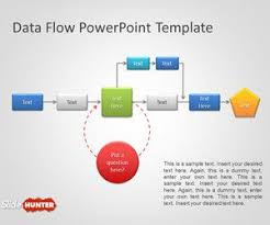 free flow powerpoint templatesdata flow powerpoint template