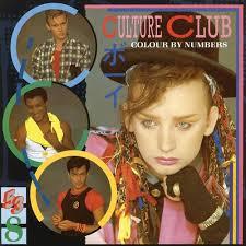 <b>Culture Club</b> - <b>Colour</b> By Numbers: letras y canciones | Deezer