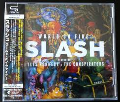 <b>Slash</b> Featuring Myles Kennedy And The Conspirators - <b>World</b> On Fire