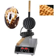 Digital Nonstick Rotated Eggettes <b>Egg</b> Puff <b>Bubble</b> Waffle <b>QQ Egg</b> ...