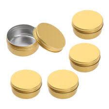 Aluminium Jar in Aromatherapy Supplies for sale | eBay