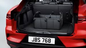Cкладной органайзер для <b>багажного</b> отделения | <b>Jaguar</b> I-Pace ...