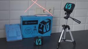 Новый <b>лазерный уровень INSTRUMAX</b> ELEMENT 2D. Обзор ...