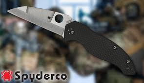 Боевой <b>нож Spyderco Canis</b>