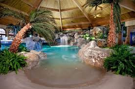 who needs a holiday when you have a pool like this at home amazing indoor pool house
