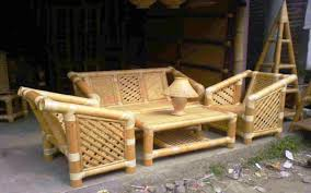 image of outdoor bamboo furniture bamboo furniture designs