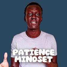 Patience Mindset
