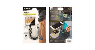 <b>Nite Ize Hitch</b> Phone Anchor+Tether-Blk Tether/Blk <b>MicroLock</b> ...