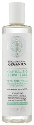 <b>Гель для душа Planeta</b> Organica Pure Увлажнение и свежесть
