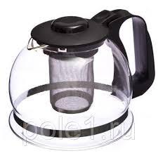 <b>Чайник заварочный стеклянный</b> 1,5л <b>850</b>-101 - гарантия ...