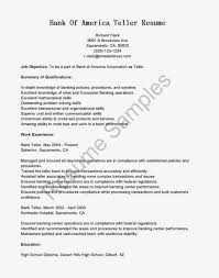 cover letter customer service representative bank of america high impact cover letter