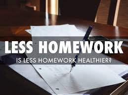 Less Homework by Mason Johnson LESS HOMEWORK