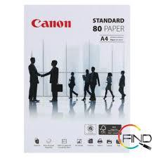 <b>CANON STANDARD PAPER</b> A4 80G (<b>FSC</b>)