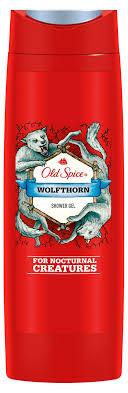 Купить <b>Гель для душа Old</b> Spice Wolfthorn Дикий аромат, 400 мл с ...