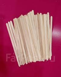 <b>Шпатели деревянные</b> 1100 шт узкие - Косметика в Уссурийске