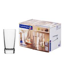 Купить <b>Набор стопок LUMINARC Монако</b> 50мл, 6шт, H5125 ...