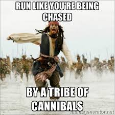 I Run With It — Running Meme Friday: Run Like You're Being Chased via Relatably.com