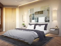 traditional outsized wall sconces radiate mild towards the ceiling and the facet tables delicate lights beneath the mattress contributes to a a lot more bedroom lighting ideas bedroom sconces