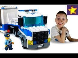 <b>Машинки</b> Полицейские LEGO City Полиция 60139 Мобильный ...