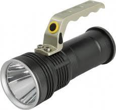 <b>Фонарь Smartbuy SBF-30-H</b>, Black Фонарь ручной; светодиод ...