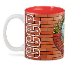 <b>3D кружка Printio USSR 3D</b> #2687704 Керамика - купить в ...