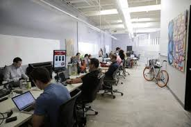 open office cubicles. the offices of muckerlab an incubator for startups in santa monica calif jae c hongassociated press open office cubicles o