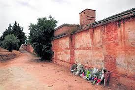 Image result for fusilamiento en la tapia del cementerio